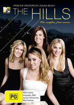 Hills, The - Complete Season 1 (3 Disc Set) on DVD