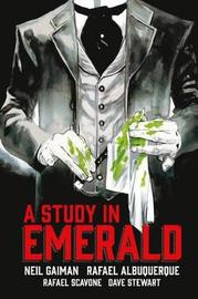 Neil Gaiman's a Study in Emerald by Neil Gaiman