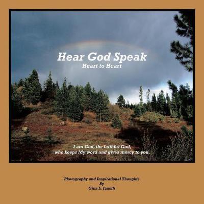 Hear God Speak by Gina L Janelli image