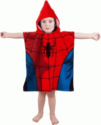 Marvel: Spider-man - Hooded Towel Poncho