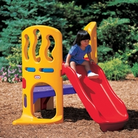 Little Tikes: Hide & Slide Climber - Outdoor Playgym