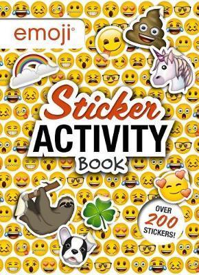 Emoji: Sticker Activity Book