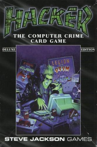 Hacker: Deluxe Edition image