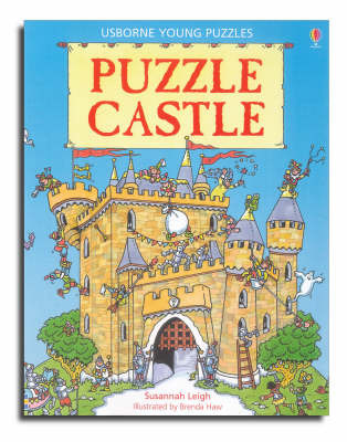 Puzzle Castle: English Heritage Edition by Susannah Leigh image