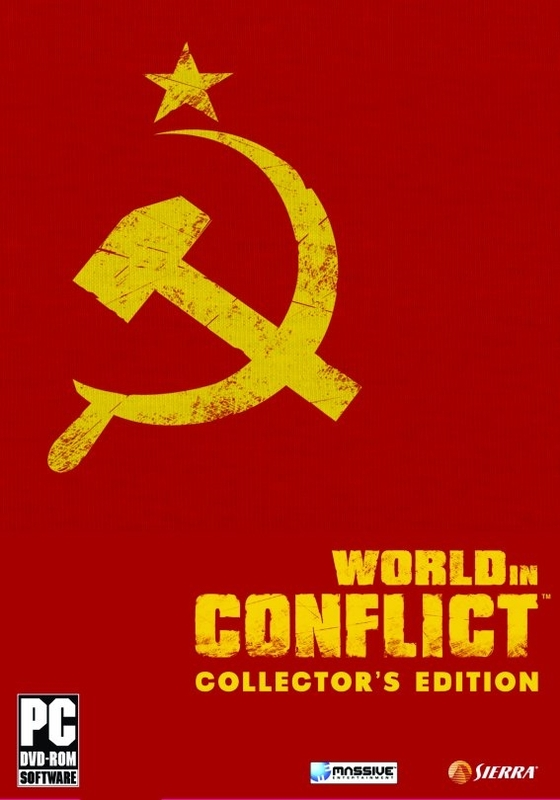 World in Conflict Collector's Edition for PC Games
