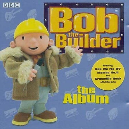 The Album by Bob The Builder