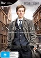 Endeavour - The Complete First Season on DVD