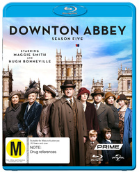 Downton Abbey - The Complete Fifth Season on Blu-ray image