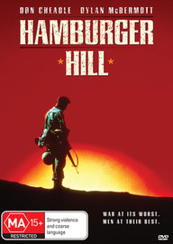 Hamburger Hill on DVD