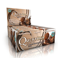 Quest Nutrition - Quest Bar Box of 12 (Double Chocolate Chunk)