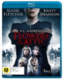 Flowers in the Attic on Blu-ray