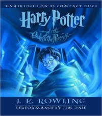 Harry Potter and the Order of the Phoenix (Book 5) Audio CD by J.K. Rowling