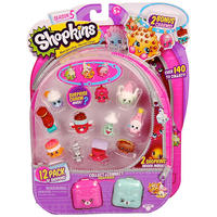 Shopkins 12 Pack Season 5 Playset