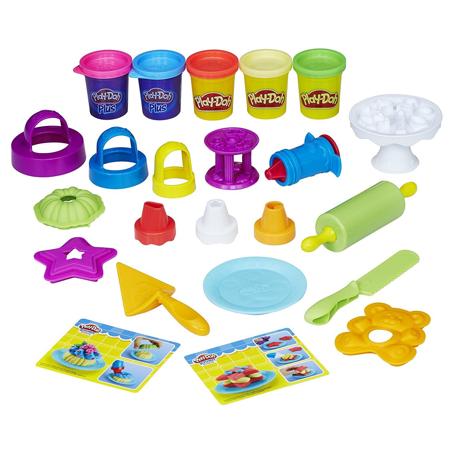 Play Doh: Kitchen Creations - Frost N Fun Cakes image