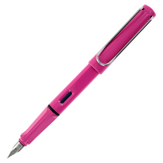 Lamy safari Fountain Pen - Pink (Medium) image
