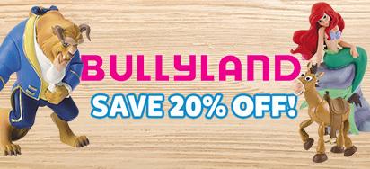 20% off Bullyland!