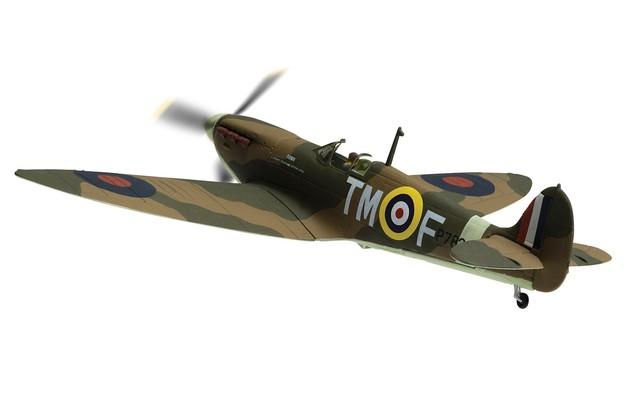 1/72 Spitfire MkIIa: Belfast