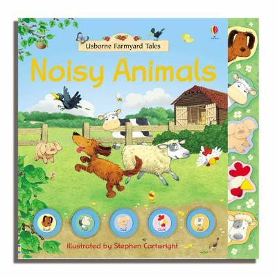 Noisy Animals Book image