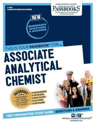 Associate Analytical Chemist by National Learning Corporation image