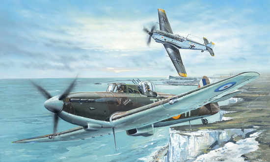 Trumpeter: Boulton Paul Defiant - 1/48 Scale Model Kit