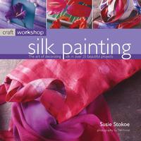 Silk Painting by Susie Stokoe image