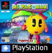 Ms. Pacman Maze Madness