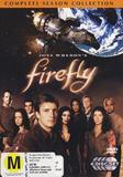 Firefly - Complete Series (4 Disc Set) DVD
