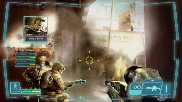 Tom Clancy's Ghost Recon: Advanced Warfighter (Classic) for Xbox 360 image