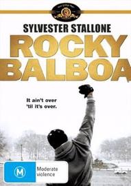 Rocky Balboa on DVD