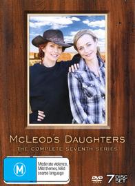 McLeod's Daughters - Complete Season 7 (7 Disc Box Set) on DVD image