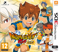 Inazuma Eleven GO: Light for 3DS