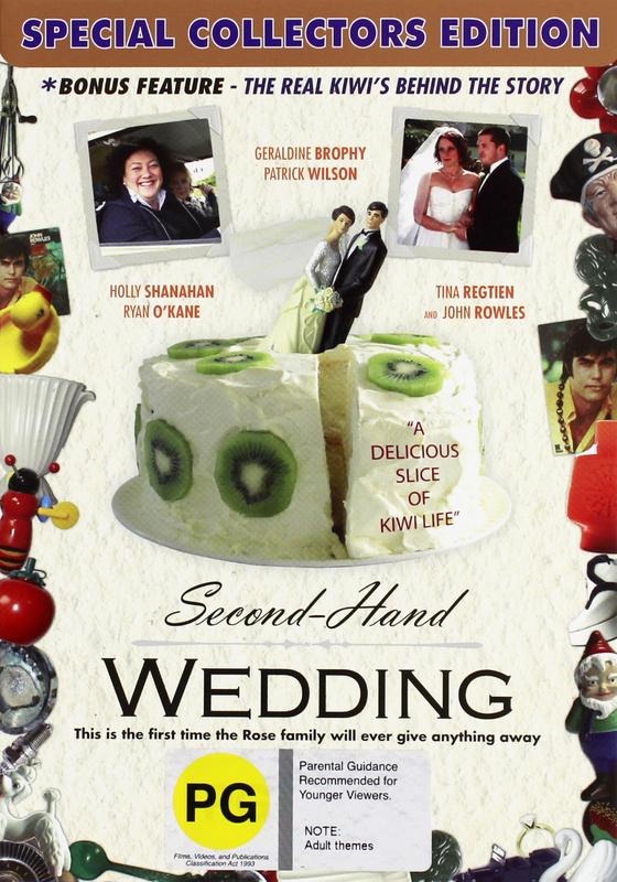 0bd0f5d724 Second Hand Wedding