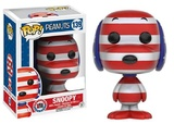 Peanuts - Snoopy (Red, White & Blue) Pop! Vinyl Figure