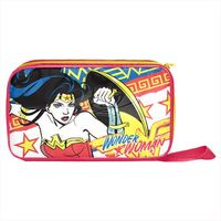 Wonder Woman Insulated Lunch Bag