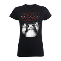 Star Wars - The Last Jedi: Porg T-Shirt (X-Large)
