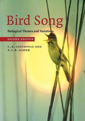Bird Song by C. K. Catchpole