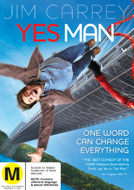 Yes Man on DVD