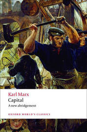 Capital by Karl Marx image