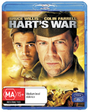 Hart's War on Blu-ray