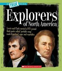 Explorers of North America by Christine Taylor-Butler image