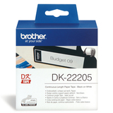 Brother Continuous Tape DK22205 (Paper Tape)