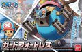 One Piece: Chopper Robo Super No.1 Guard Fortress - Model Kit