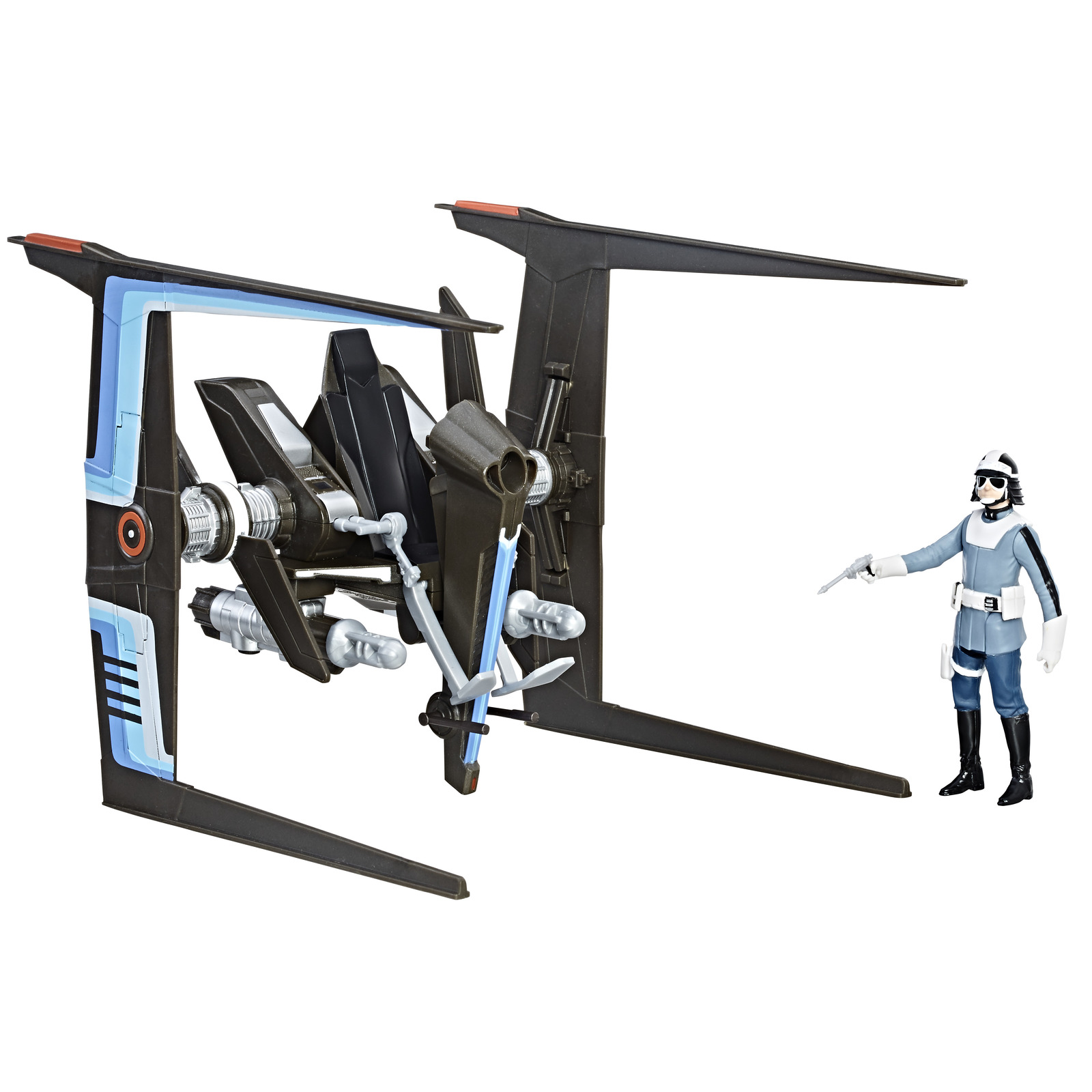 Star Wars: Canto Bight Policeman & Speeder 2 Pack image