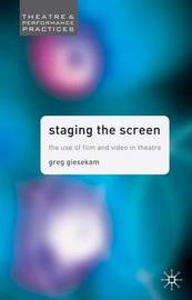 Staging the Screen by Greg Giesekam image