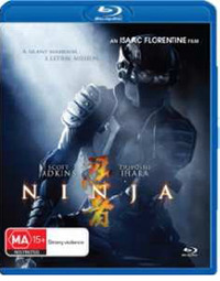Ninja on Blu-ray