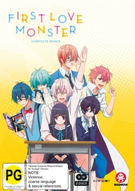 First Love Monster - Complete Series on DVD
