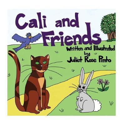 Cali and Friends by Juliet Rose Pinto image