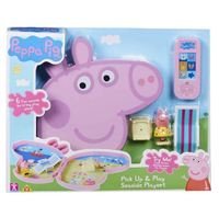 Peppa Pig: Take and Play Playsets - Seaside