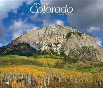 Colorado Wild & Scenic 2019 Deluxe by Inc Browntrout Publishers