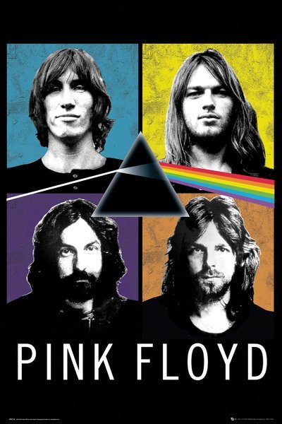 Pink Floyd Maxi Poster - The Band (891)
